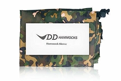 スコットランド発 DD Hammock Sleeve ハンモックスリーブ ハンモック用アクセサリー (MC) [並行輸入品]