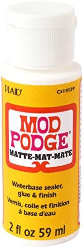 Mod Podge, Blanco, 3.4 x 3.4 x 10 cm