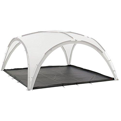 Coleman Groundsheet - - noir tapis tente