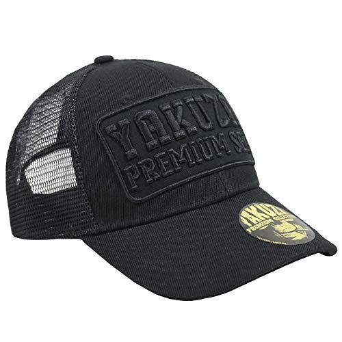 Yakuza Premium Truckercap 3076 schwarz Snapback