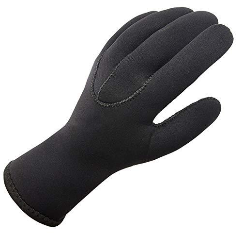Guantes de neopreno de 3 mm de grosor, guantes de buceo térmicos antideslizantes para buceo, buceo, kayak, vela, remo, surf, natación, deportes acuáticos