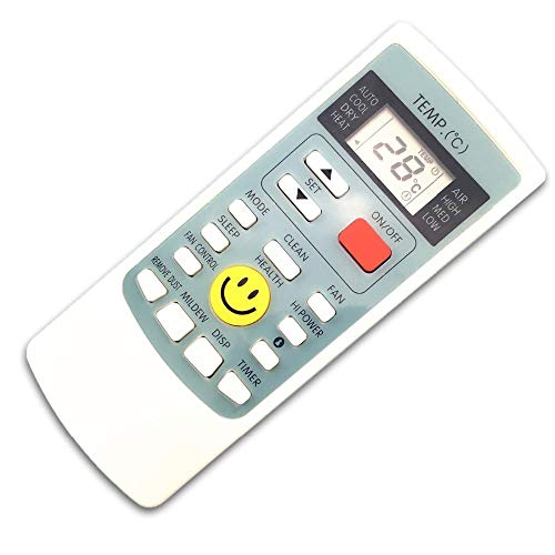 Davitu Remote Controls - Conditioner air conditioning remote control suitable for aux YKR-H/008 YKR-H/009 YKR-H/012 YKR-H/209E