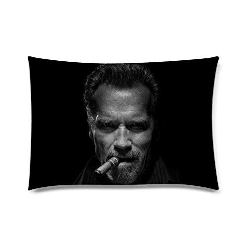 Arnold Schwarzenegger Coussin Pillow Cover Case-Cadeau