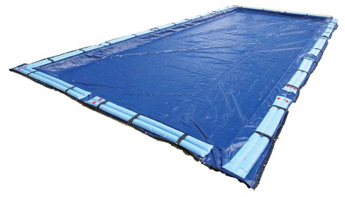 Blue Wave Gold 15-Year 25-ft x 45-ft Rectangular In Ground Pool Winter Cover -  BWC970