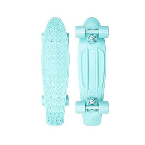 PENNY ペニー スケートボード クルーザー 22インチ ステープルミント(ブルー系) [並行輸入品]