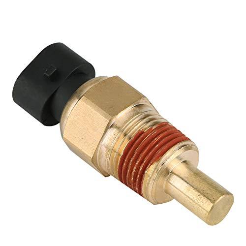 Sensor de temperatura del refrigerante Aramox, sensor de temperatura del refrigerante del motor del coche para GMC TX3 05744030 1004