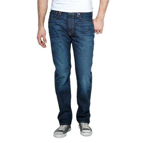 Levi's Pantalones Vaqueros 501 Original Fit para Hombre Galindo 44W x 32L