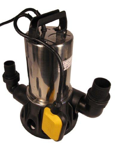 Mauk 333 Schmutzwasserpumpe, 15000 l/h, 1100 W