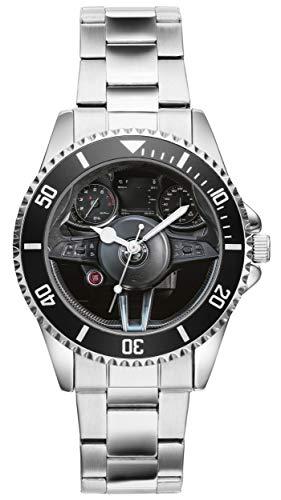 Regalo para Alfa Romeo Stelvio Fan Conductor Kiesenberg Reloj 20641