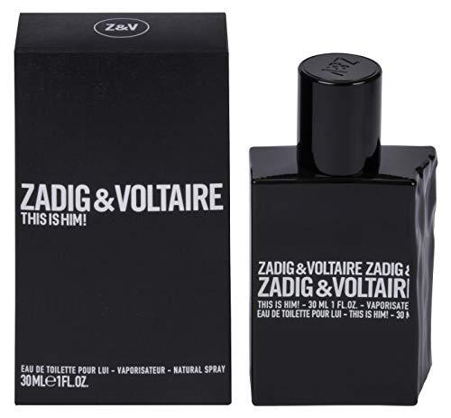 Zadig & Voltaire This Is Him Fragancia Para Hombres - 30 Ml
