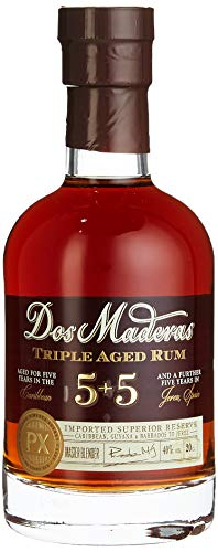 Dos Maderas PX plus Rum 5 Jahre alt (1 x 0.2 l)