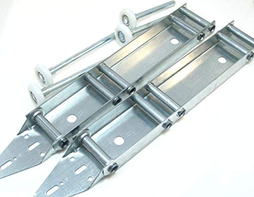 Check Out This Saritpong New Garage Door Low Headroom Quick Turn Brackets with Rollers