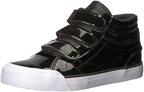 DC Women's Evan HI V SE Skate Shoe, Black, 10.5 B US
