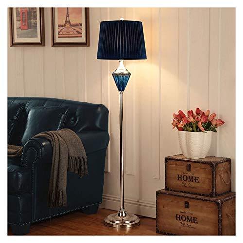 ZGP-LED Luces de piso La iluminación de la lámpara de lectura de la decoración de interiores Lámpara de pie creativo retro vertical lámpara de mesa Piano LED de ahorro de energía lámpara de cabecera d