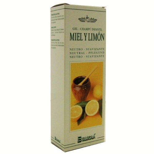 Bellsola Champu Miel Limon Infant. 250 ml