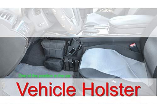 Explorer CH88 Car / Vehicle Holster Car Holster for Handgun, Vehicle Holster for Concealed...