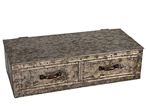 Antic Line – Box mit 2 Schubladen und 4 Fächern