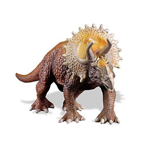 XIANGHUI Jurassic World- Mandibula Extrema T Rex Dinosaurio De Juguete De Dinosaurio Seguro E Inodoro, De Plástico Suave, Pintado a Mano, Regalo De Cumpleaños para Niños Y Niñas