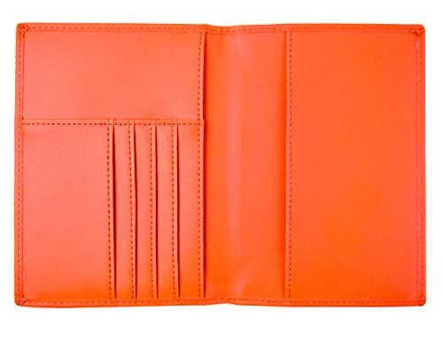 RFID Blocking Wallet Leather Passport Holder Wallet Cover Case …
