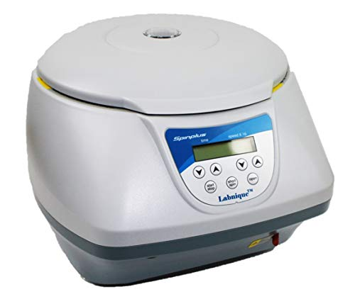 Microyn Digital Bench-top Centrifuge, 100-5000rpm (Max. 3074xg), 6x15ml