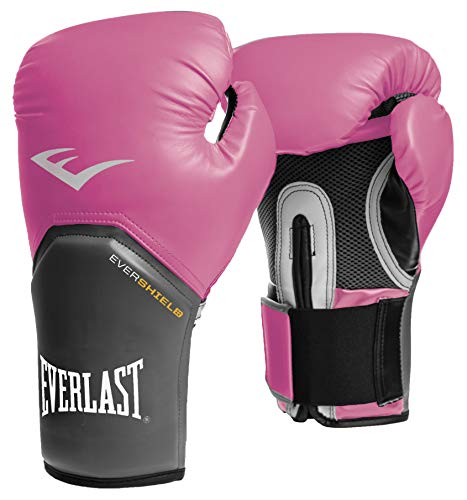 Everlast Women's Pro Style Training Gloves (Pink, 12 oz.)