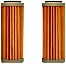 NEW OEM KTM OIL FILTERS 2 PACK 350 400 450 500 530 EXC-F SX-F XC-F XCF-W FACT. ED 2008-2017 2X 77338005100
