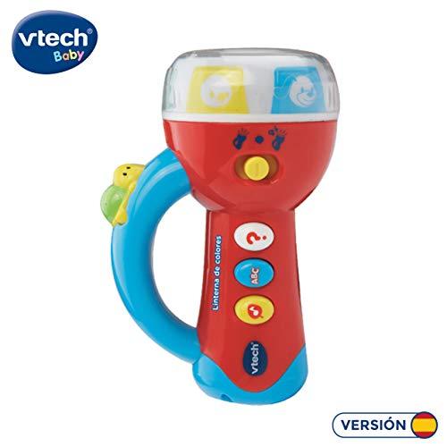 Vtech Baby - kleuren zaklamp 3480 - 185922)