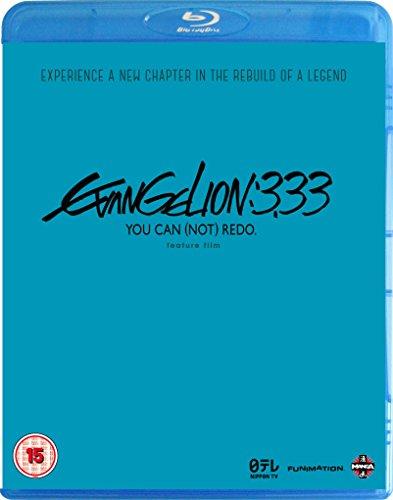 Evangelion 3.33 You Can (Not) Redo [Edizione: Regno Unito] [Edizione: Regno Unito]