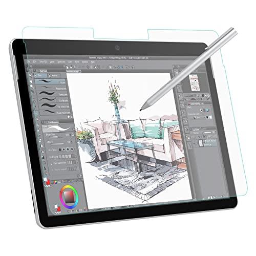 MoKo Schutzfolie Kompatibel mit Surface Go 3 (2021)/ Surface Go 2 2020 / Surface Go 2018, Matt Bildschirmschutzfolie Blasenfrei Folie - Transparent