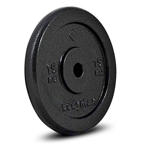 Bodymax Standard Hammertone Weight Disc Plate - 25kg