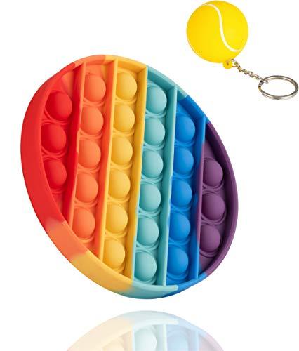 TK Gruppe Timo Klingler Fidget Toy Pop Push Pop It - geprüft & kinderfreundlich - für Kinder & Erwachsene - Push Bubble zur Ablenkung bei Stress & Nervosität (53)