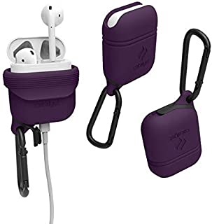 CaTaLYST CaSE FOR earpods - DEEP PLUM