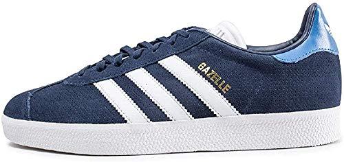 adidas Gazelle, Zapatillas de deporte para Hombre, Azul (Maruni / Ftwbla / Azretr 000), 40 2/3 EU