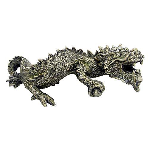 Croci Chinesischer Drache Horizontal Aquarium Ornaments, kleine