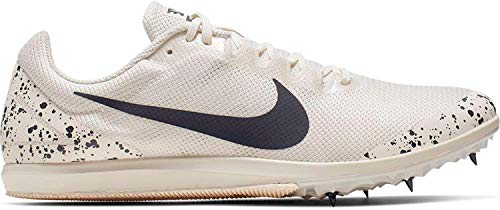 Nike Zoom Rival D 10, Zapatillas de Atletismo Unisex Adulto, Multicolor (Phantom/Oil Grey 001), 40.5 EU