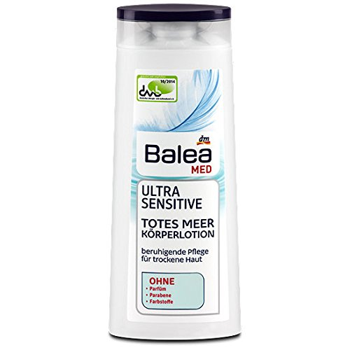 Balea Med Ultra Sensitive Totes Meer Körperlotion, 300 ml