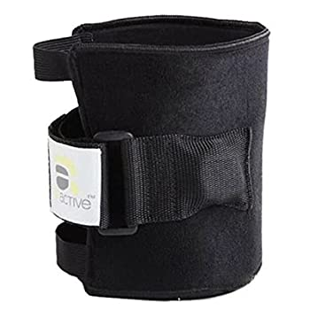 Be Active Acupressure Point Sciatic Nerve Leg Brace-Back As Seen on TV for Treating Back Hip Pain Sciatica 2 Pcs