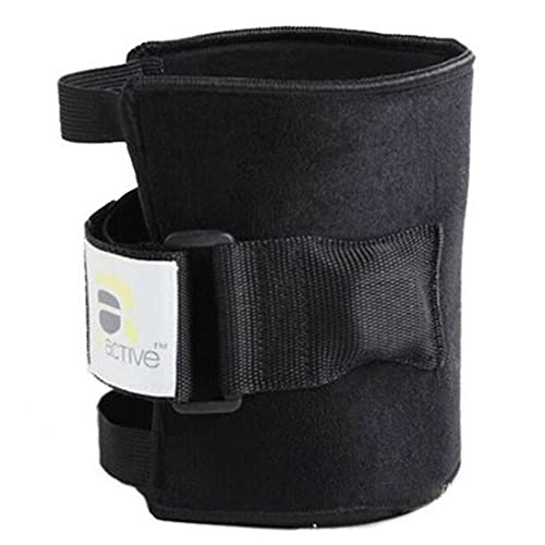 Be Active Acupressure Point Sciatic Nerve Leg Brace-Back As Seen on TV for Treating Back, Hip Pain, Sciatica 2 Pcs