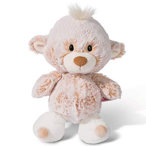 NICI Plüschtier Baby-Bär 25 cm – Teddybär Kuscheltier für Mädchen, Jungen & Babys – Flauschiges Stofftier zum Kuscheln, Spielen und Schlafen – Teddy-Bär Schmusetier für Kuscheltierliebhaber – 44474