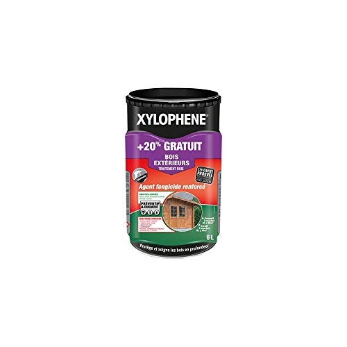Xylophene Xylophène Bois Extérieurs 25 Ans 6l