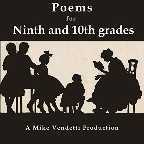 Poems for Ninth and 10th Grades cover art
