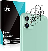 3 Pack LϟK Camera Lens Screen Protector Compatible for...