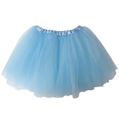 Top sky blue tutu for toddler for 2020