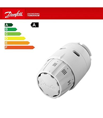 Danfoss 20138191 - Cabezal termostático RA6040 con sensor de líquido