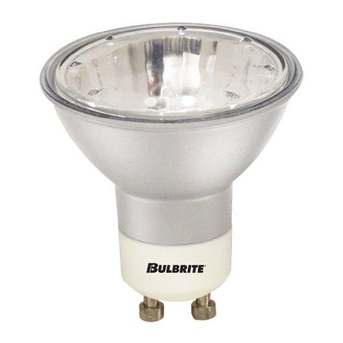 Dimmable Halogen Light Bulbs in Silver - 10 Bulbs