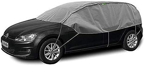 Kegel Blazusiak Halbgarage Winter M L Kompatibel Mit Toyota Yaris Iii Ab 2012 Uv Schutz Auto Abdeckung Auto