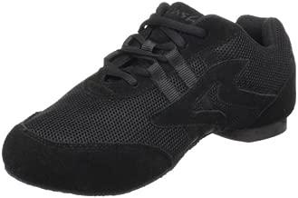 Sansha Salsette 1 Jazz Sneaker,Black, size 14