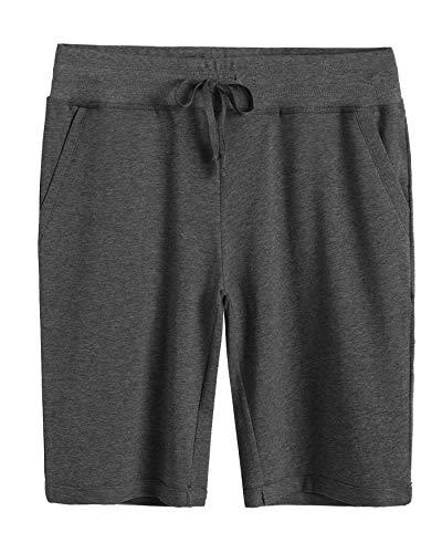 Denim Slant Pockets Shorts - 6