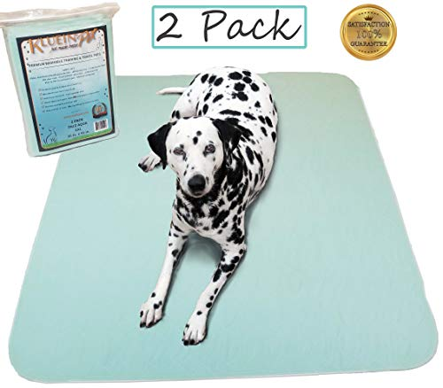 Kluein Pet Washable Pee Pads for Dogs