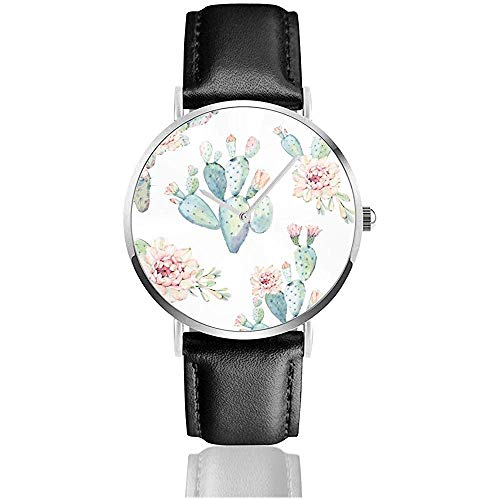Es ist perfekt für Textildesign, Digitalpapier, Geschenkpapier, Tapeten. Männer Frauen Casual Armbanduhr Herrenuhren
